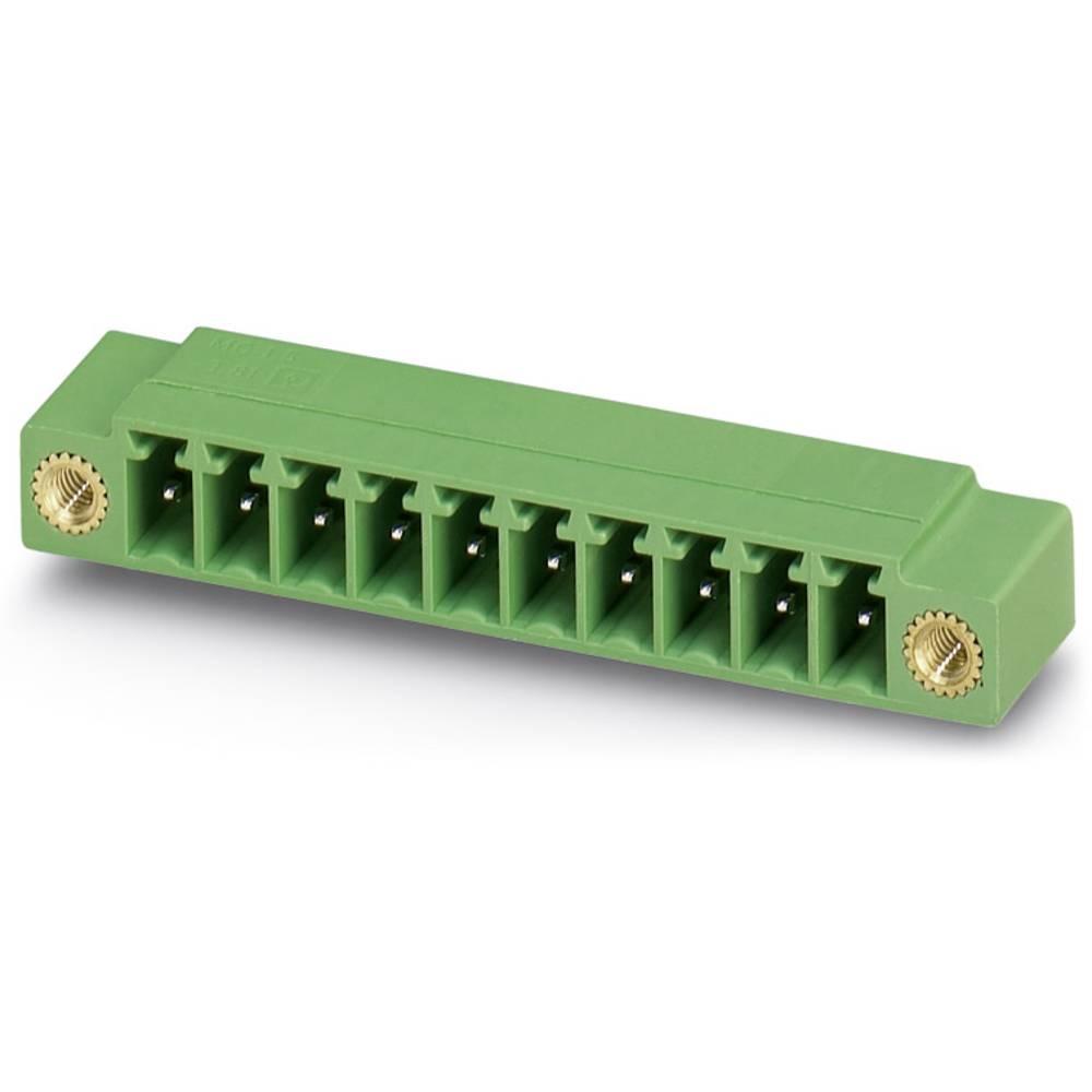 Stiftkabinet-printplade MC (value.1360607) Samlet antal poler 5 Phoenix Contact 1843826 Rastermål: 3.50 mm 250 stk