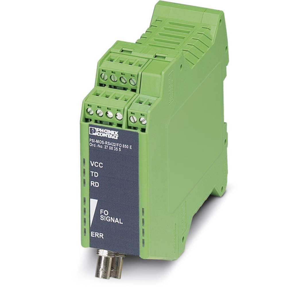 Optički pretvarač Phoenix Contact PSI-MOS-RS422/FO 850 E optički pretvarač