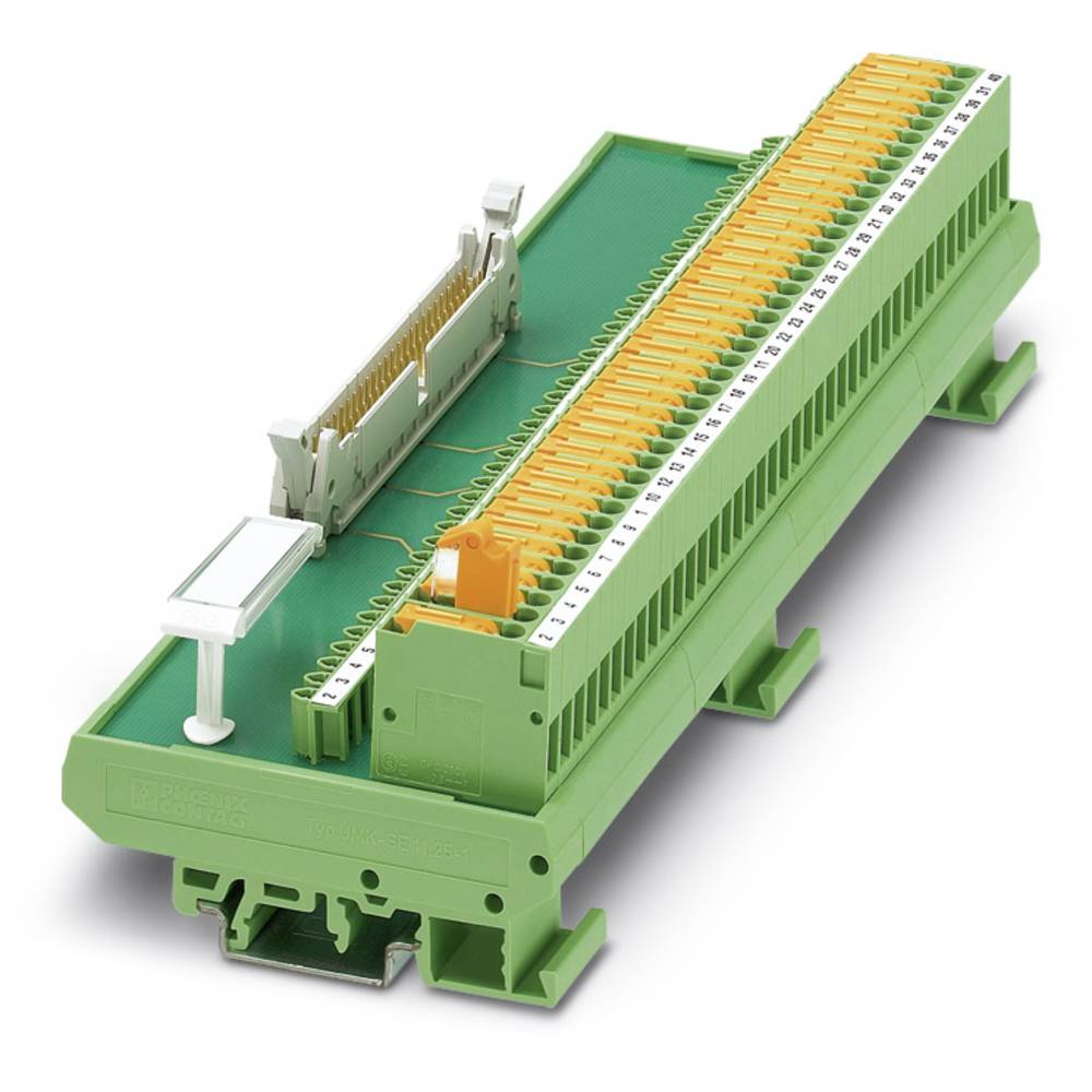 FLKM 50/KDS3-MT/PPA/S7-300 - Pasivni modul FLKM 50/KDS3-MT/PPA/S7-300 Phoenix Contact vsebina: 1 kos