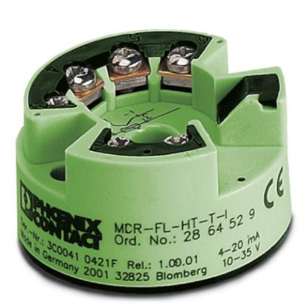 MCR-FL-HT-T-I - glavni pretvornik Phoenix Contact MCR-FL-HT-T-I kataloška številka 2864529 1 kos