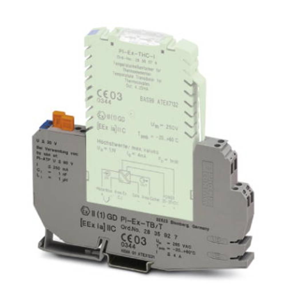 PI-EX-TB/T - osnovni spojni blok Phoenix Contact PI-EX-TB/T kataloška številka 2835927 10 kosov