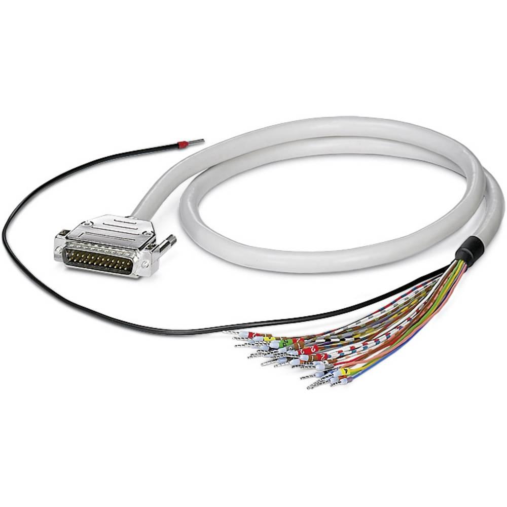 CABLE-D-15SUB/M/OE/0,25/S/2,0M - Kabel CABLE-D-15SUB/M/OE/0,25/S/2,0M Phoenix Contact vsebina: 1 kos