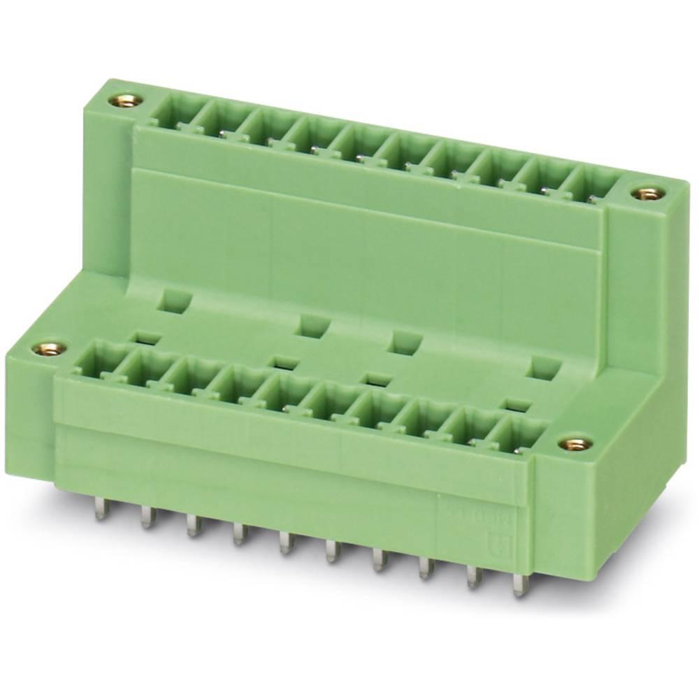 Pinsko ohišje za tiskano vezje MCDV Phoenix Contact 1830321 raster: 3.81 mm 50 kosov