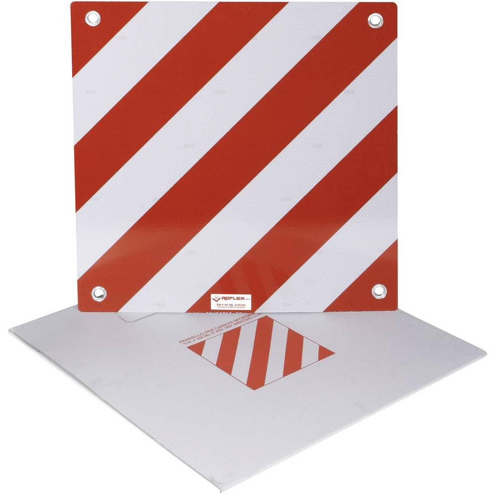 Aluminijasta opozorilna tabla, (Š x V) 500 mm x 500 mm 97606