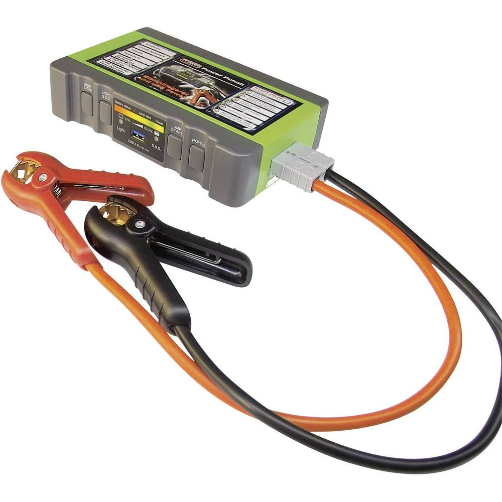 Hurtigstartsystem Profi Power Mini Jump JPR1800 1.8 Ah