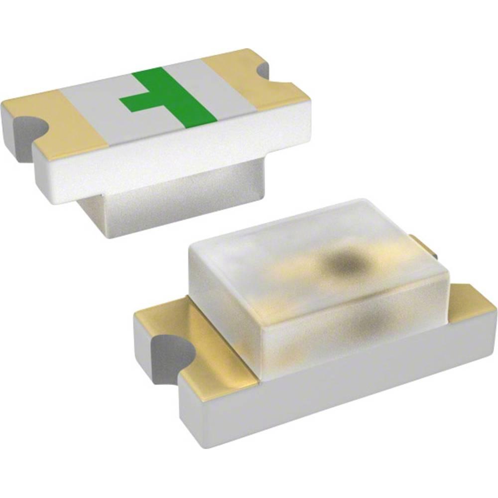 SMD-LED (value.1317393) Dialight 597-3607 -602F 1608 60 mcd 130 ° Blå