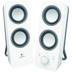 Računalni zvučnici 2.0 Logitech Z200, multimedijski, bijeli