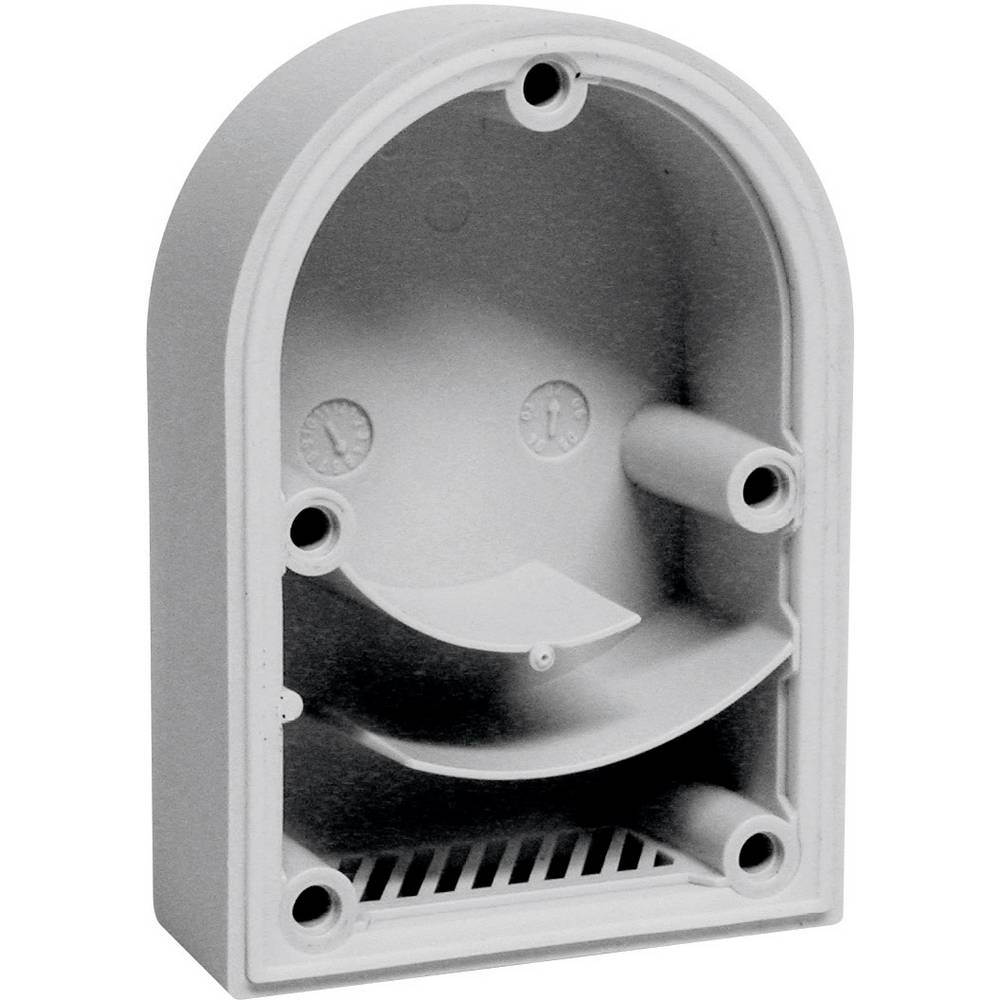 Ventilatoråbning Fibox MB 10631 3540631 Plast Lysegrå (RAL 7035) 1 stk