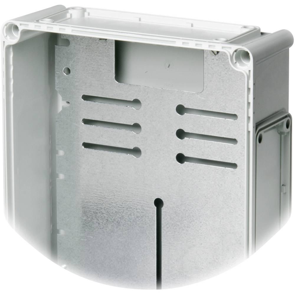 Monteringsplade Fibox EKPVM2 (L x B) 336 mm x 238 mm Stålplade 1 stk