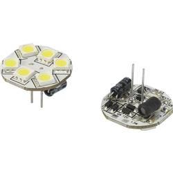 Žarulja Renkforce G4 1.3 W = 10 W dnevno svjetlo-bijelo utično grlo 23 mm
