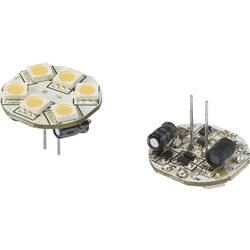 Žarulja Renkforce G4 1.2 W = 10 W toplo-bijelo utično grlo 23 mm