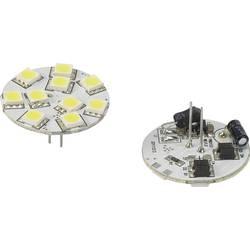 Žarulja Renkforce G4 1.5 W = 10 W dnevno svjetlo-bijelo utično grlo 30 mm