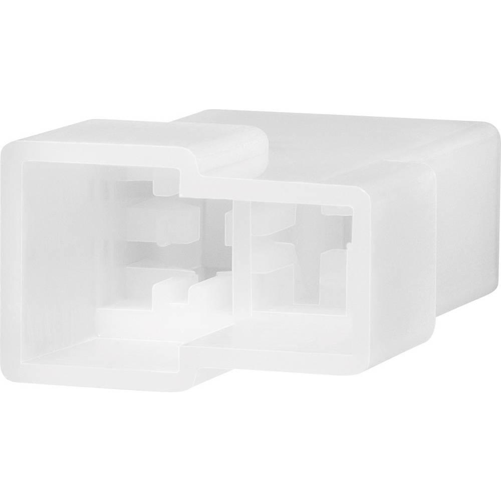 Tilslutningskabinet-kabel FASTIN-FASTON (value.1360521) Samlet antal poler 2 TE Connectivity 180908 1 stk