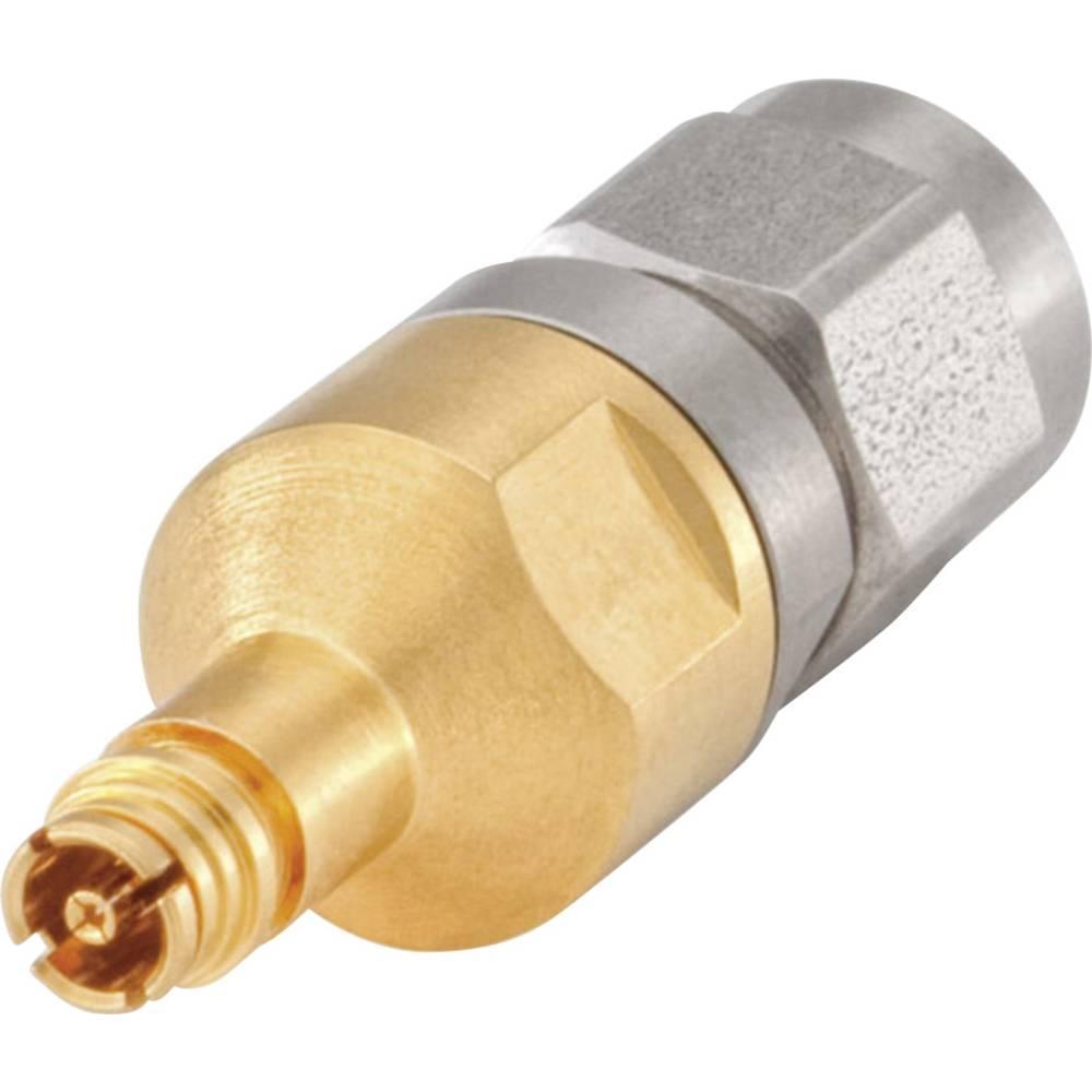 SMP-adapter SMP-Buchse (value.1390996) - SMA-Stecker (value.1390692) Rosenberger 19K132-S00D3 1 stk