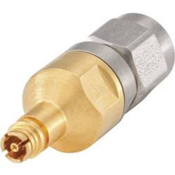 SMP-adapter SMP-Buchse (value.1390996) - SMA-Stecker (value.1390692) Rosenberger 19K132-S00D3 1 stk