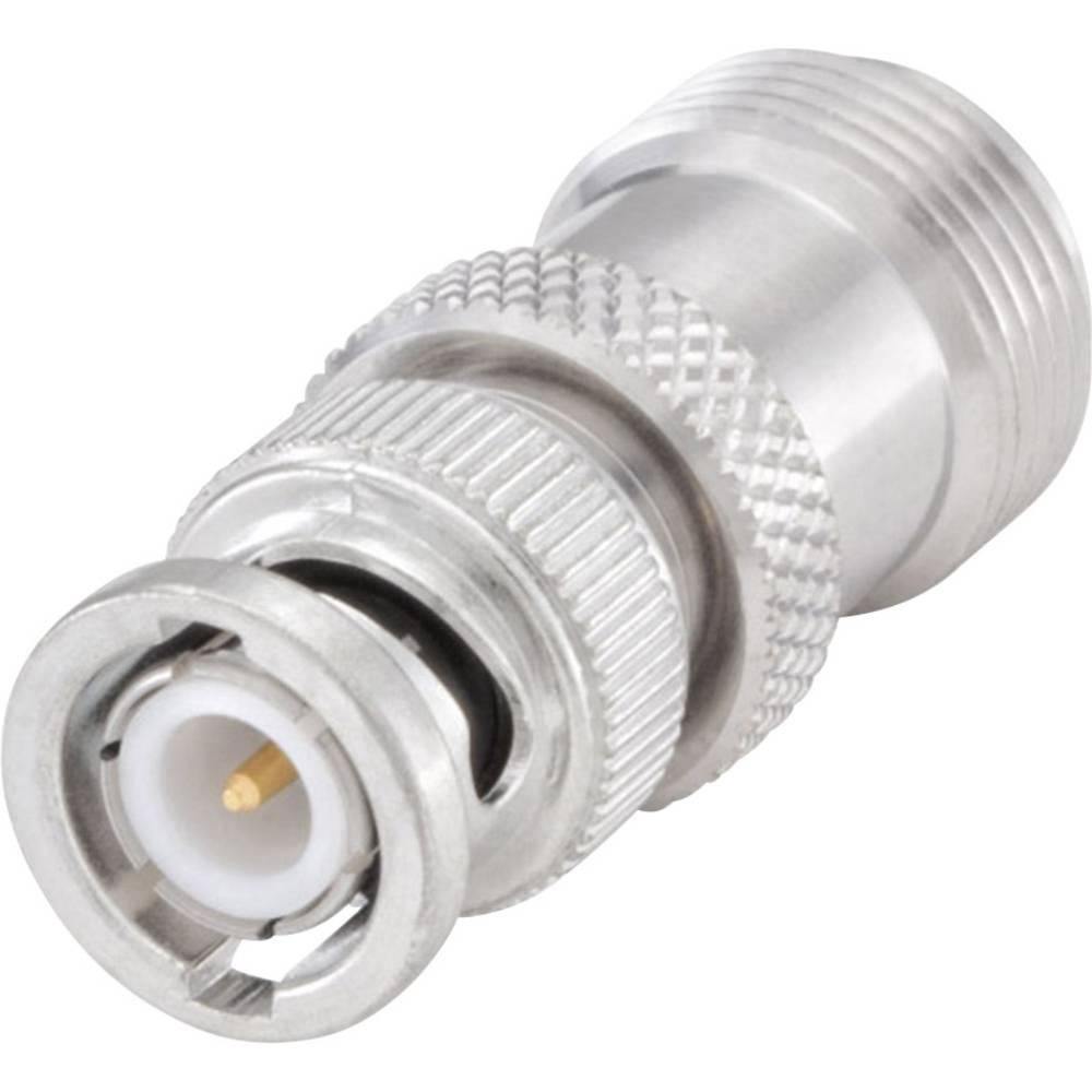 BNC-adapter BNC-vtič - N-vtičnica Rosenberger 51S153-K00N5 1 kos