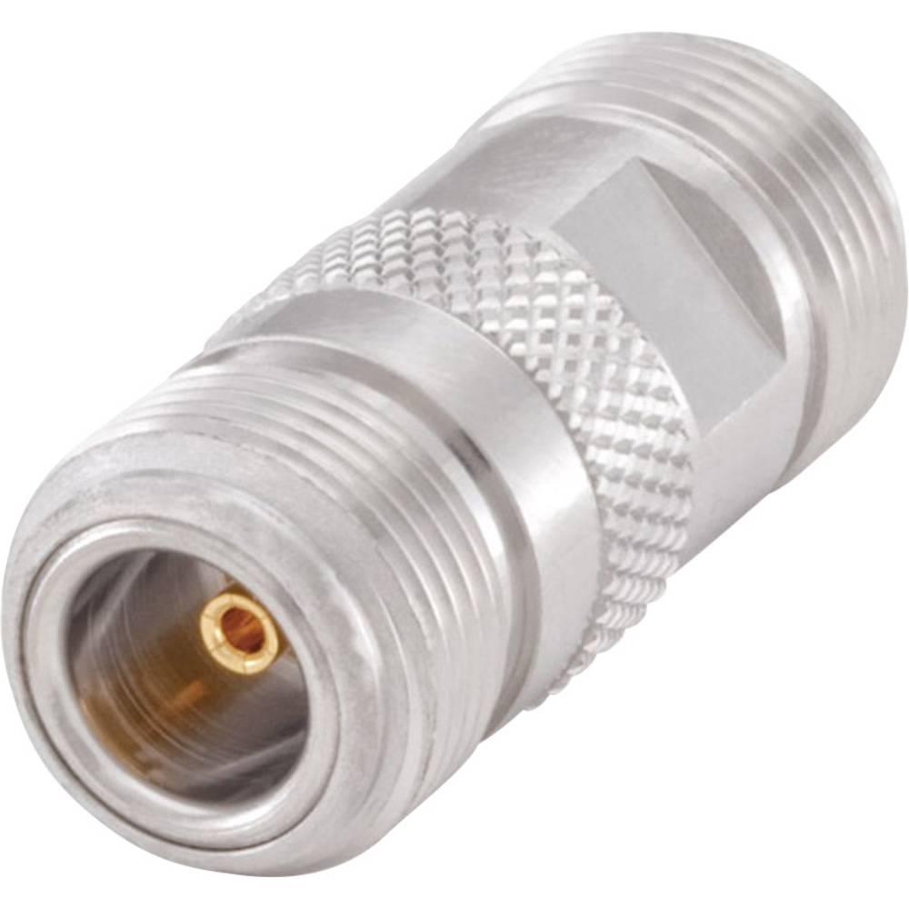 N-adapter N-Buchse (value.1390821) - N-Buchse (value.1390821) Rosenberger 53K102-K00N5 1 stk