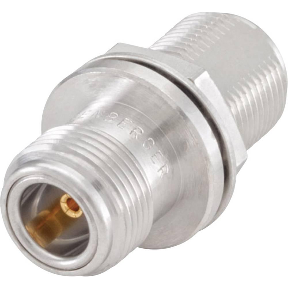 N-adapter N-Buchse (value.1390821) - N-Buchse (value.1390821) Rosenberger 53K503-K00N5 1 stk