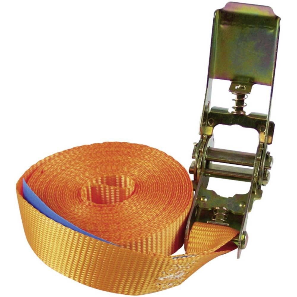 Spænderem i et stykke Trækkraft LC surring (individuelt / direkte)=250 daN (L x B) 5 m x 25 mm Alpin 60034