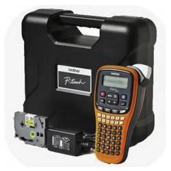 tiskalnik nalepk Brother P-touch E100VP set v kovčku primerno za trak TZ 3,5 mm, PTE100VPZG1