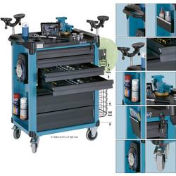 Orodje, materijal in montažni voziček Hazet 178-7