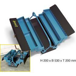 Metalna kutija za alat, prazna Hazet 190L dimenzije (B x H x T) 530 x 200 x 200 mm