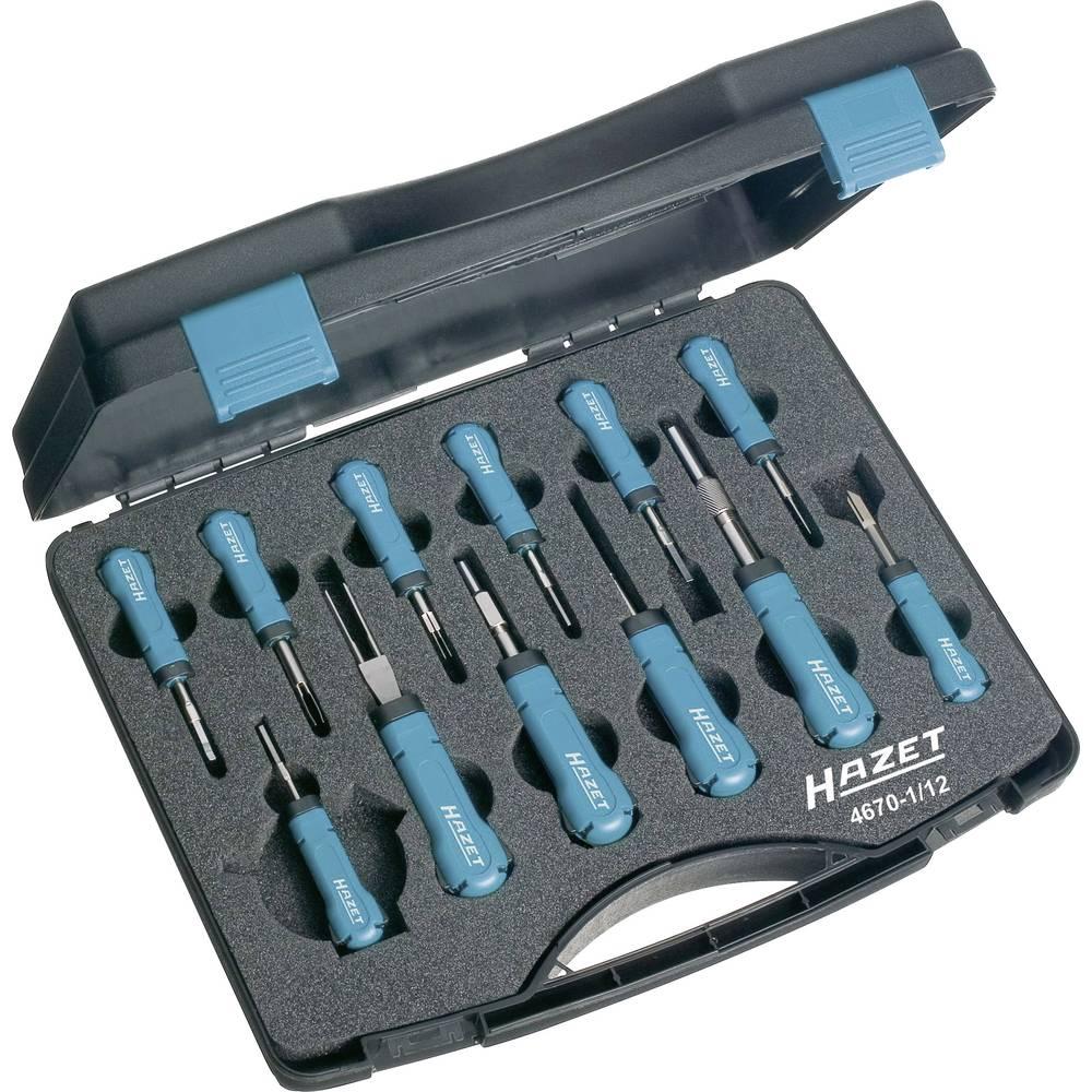 Slip værktøj sæt 12tlg. Hazet 1 stk