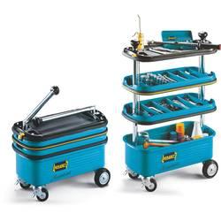 Hazet 166N voziček za orodje, mere:(Š x V x G) 680 x 965 x 350 mm