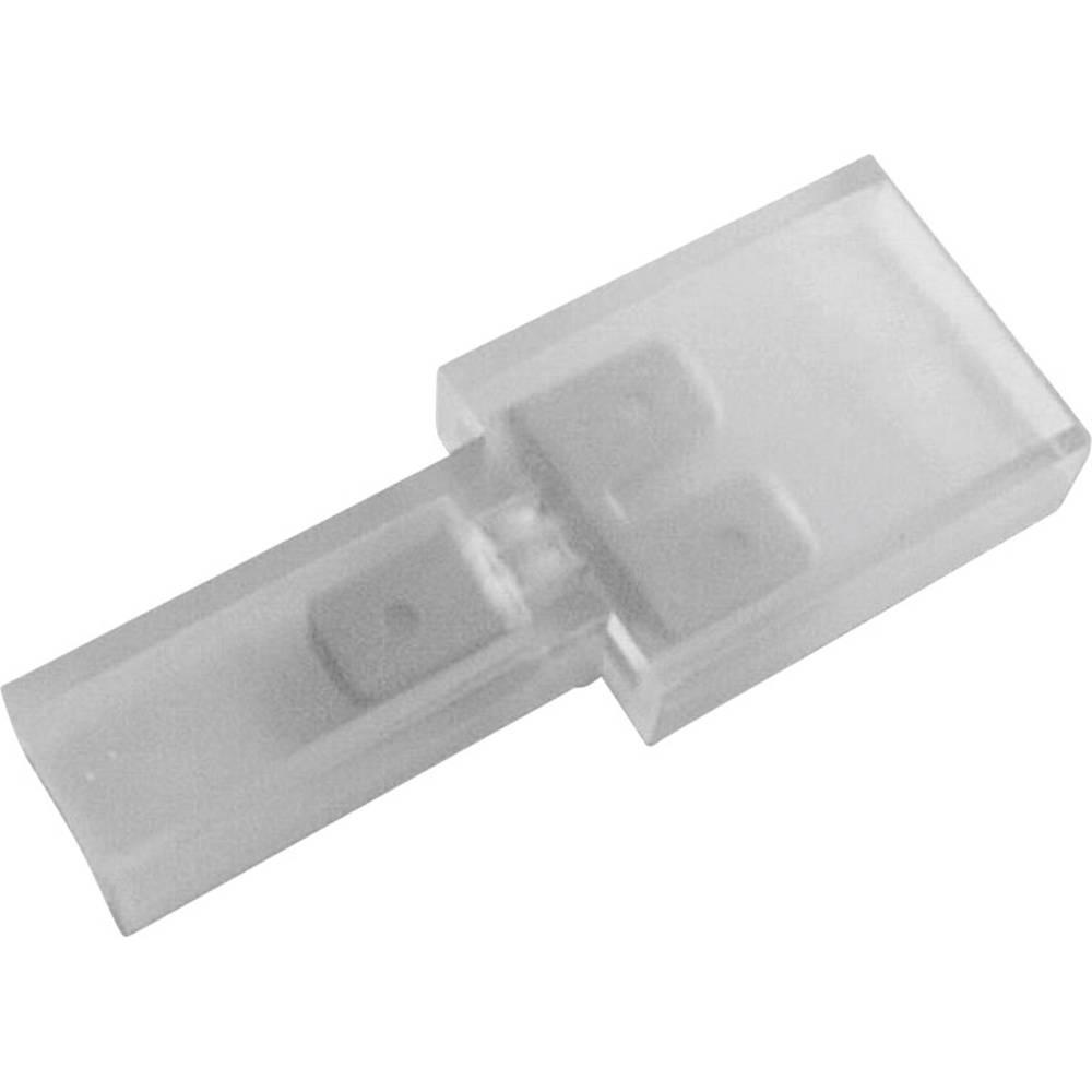 Spojnik za ploščate vtiče 0,5 do 2,5 mm2, št. polov=1 na 2