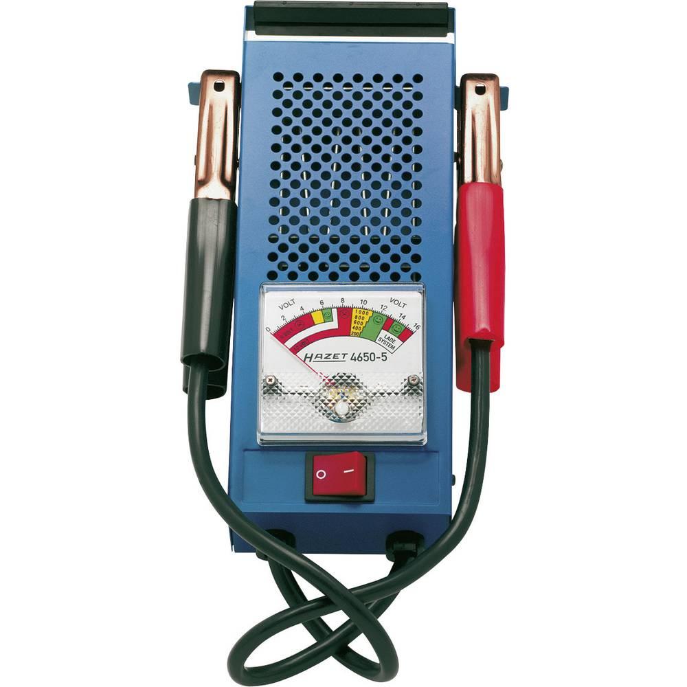 Avtomobilski tester za baterije 6 V, 12 V Hazet