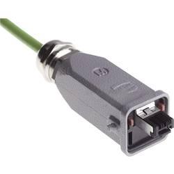 Sensor-/Aktor-datastikforbinder Stik, lige Pol-tal (RJ): 4P4C Harting 09 45 115 1100 Han® 3 A RJ45 1 stk