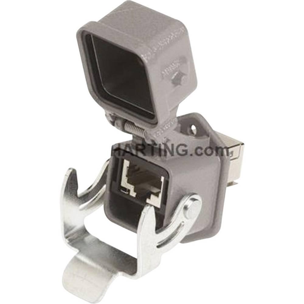 Sensor-/Aktor-datastikforbinder Tilslutning, indbygning Pol-tal (RJ): 8P8C Harting 09 45 215 1562 Han® 3 A RJ45 1 stk