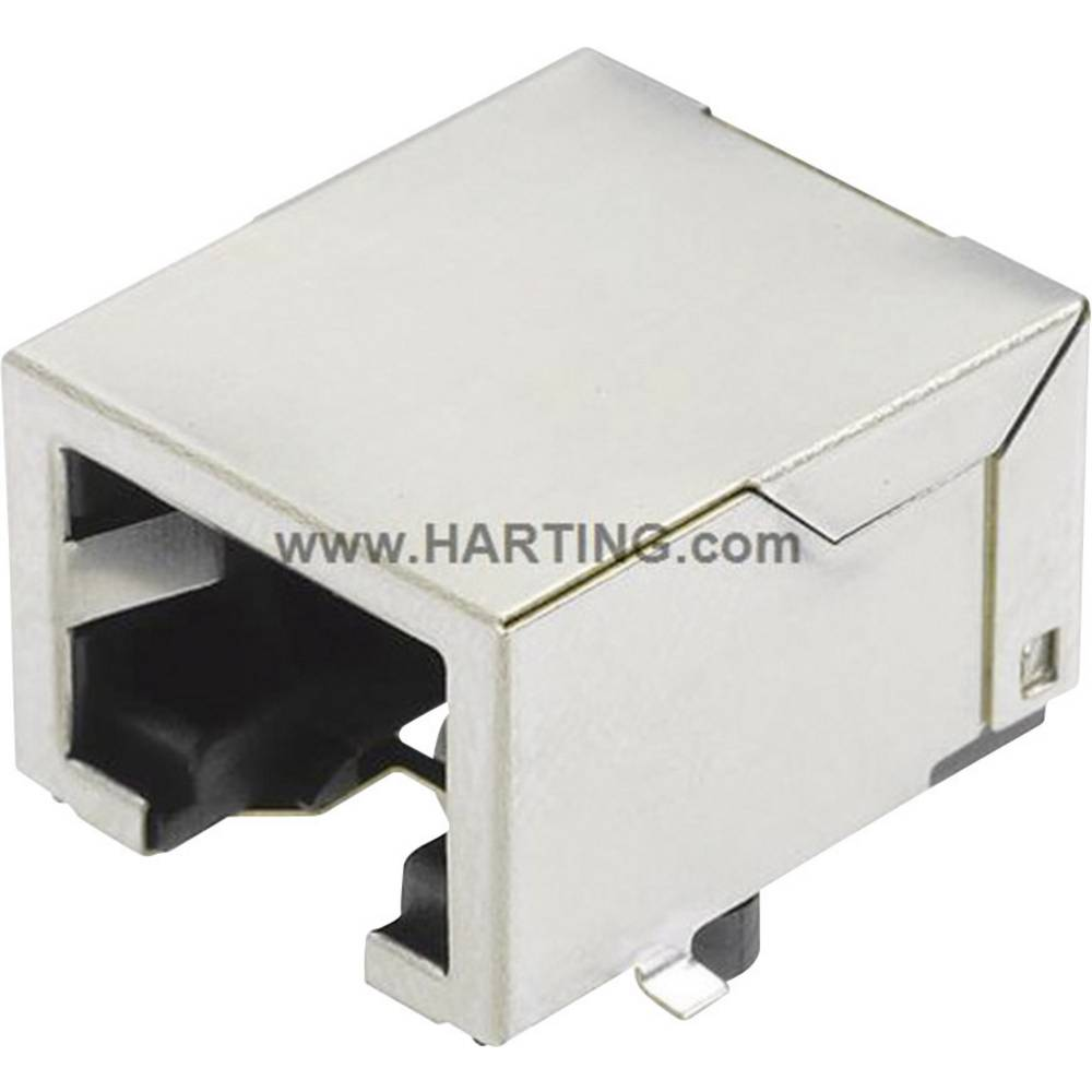 Sensor-/Aktor-datastikforbinder Harting Han® 3 A RJ45 Hybrid 1 stk