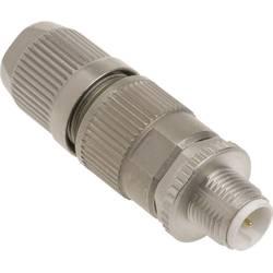 Sensor-/Aktor-datastikforbinder M12 Stik, lige Pol-tal (RJ): 3 Harting 21 03 241 1301 HARAX® M12-L 1 stk
