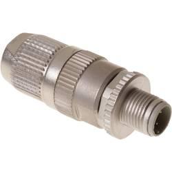 Sensor-/Aktor-datastikforbinder M12 Stik, lige Pol-tal (RJ): 4 Harting 21 03 282 1405 HARAX® M12-L 1 stk