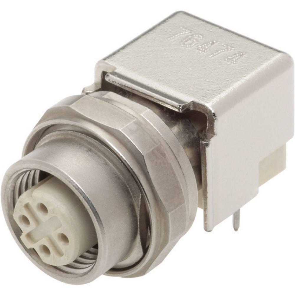 M12 PCB adapter, kotni Han® M12 Harting vsebuje: 1 kos