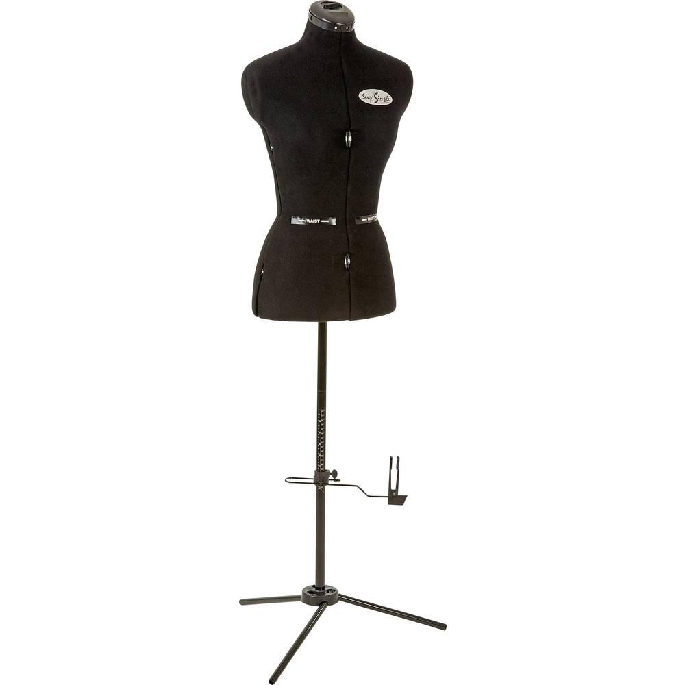 Krojačka lutka FG321 Diana veličina: M crne boje