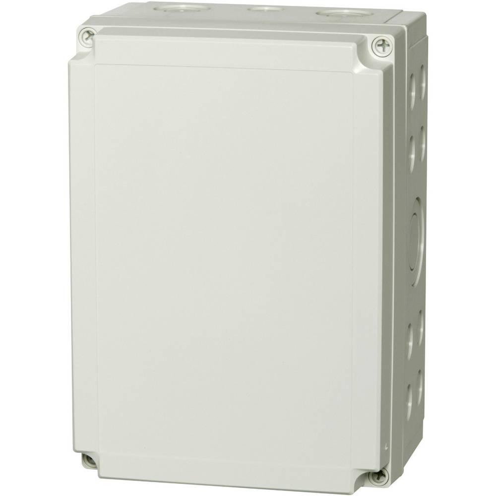 Kabinet til montering på væggen, Installationskabinet Fibox MNX PCM 200/100 XG 255 x 180 x 100 Polycarbonat 1 stk