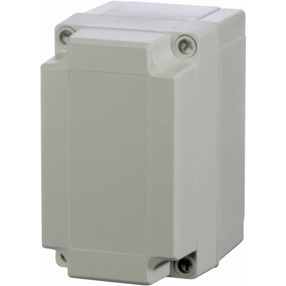Kabinet til montering på væggen, Installationskabinet Fibox MNX PCM 100/60 G 130 x 80 x 60 Polycarbonat 1 stk