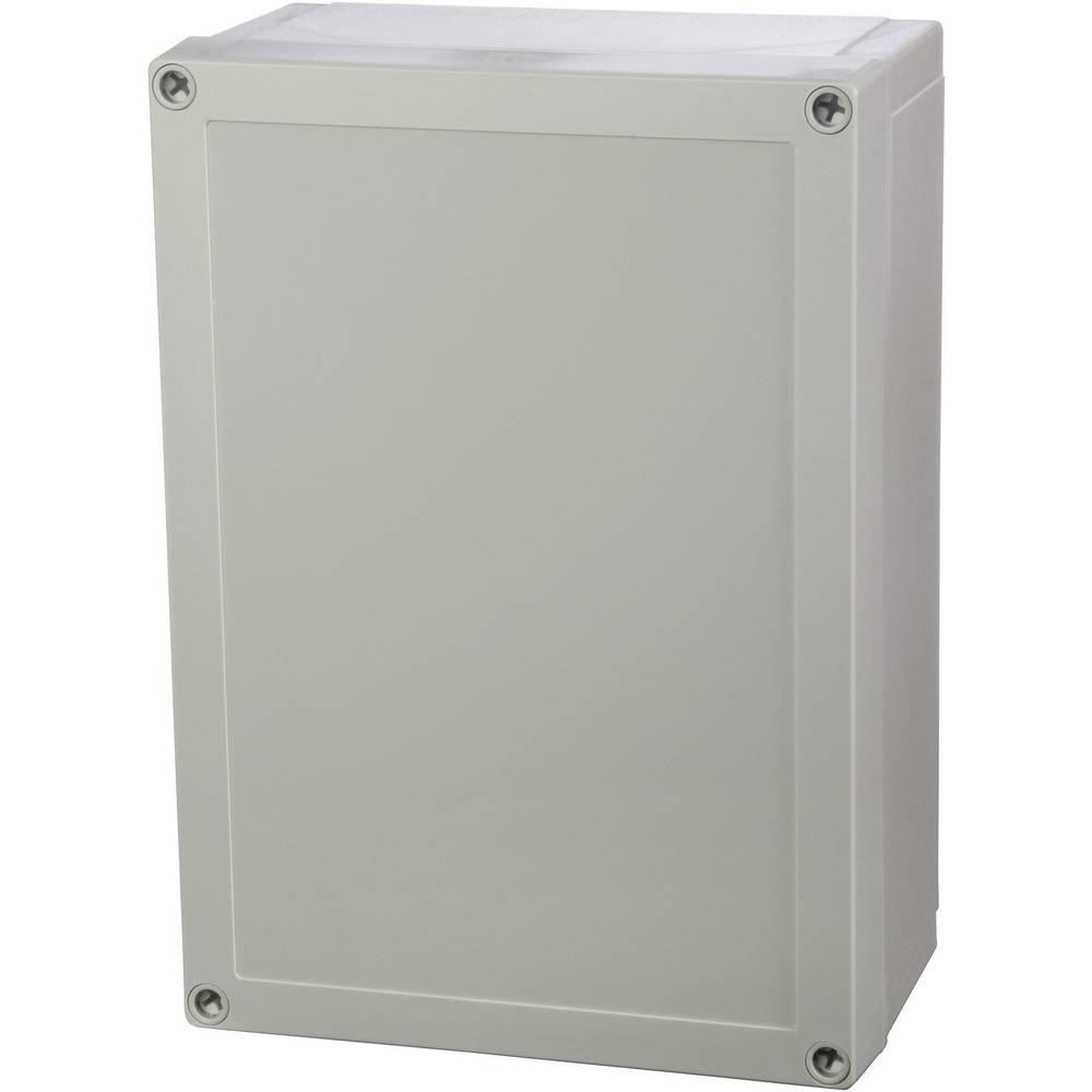 Kabinet til montering på væggen, Installationskabinet Fibox MNX PCM 150/85 XG 180 x 130 x 85 Polycarbonat 1 stk