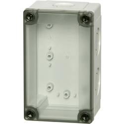 Kabinet til montering på væggen, Installationskabinet Fibox MNX PCM 100/100 T 130 x 80 x 100 Polycarbonat 1 stk