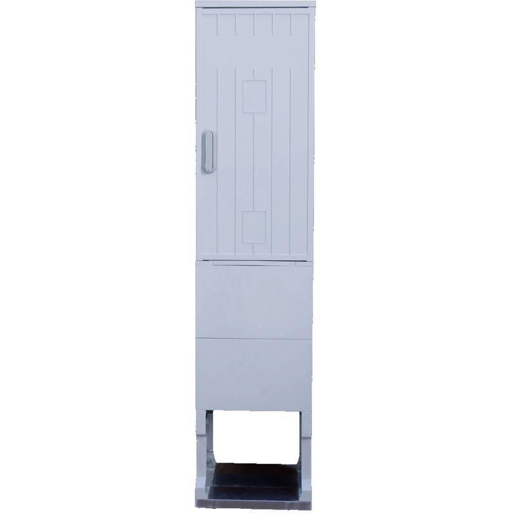 El-skab, Installationskabinet Fibox GFK STCP 4084 1695 x 400 x 250 Polyester 1 stk