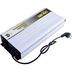 Razsmernik e-ast HPLSC1500-12-S-USV 1500 W 12 V/DC, 230 V/AC 12 V/DC; 230 V/AC UPS-funkcija, vijačne objemke, varnostna vtičnica