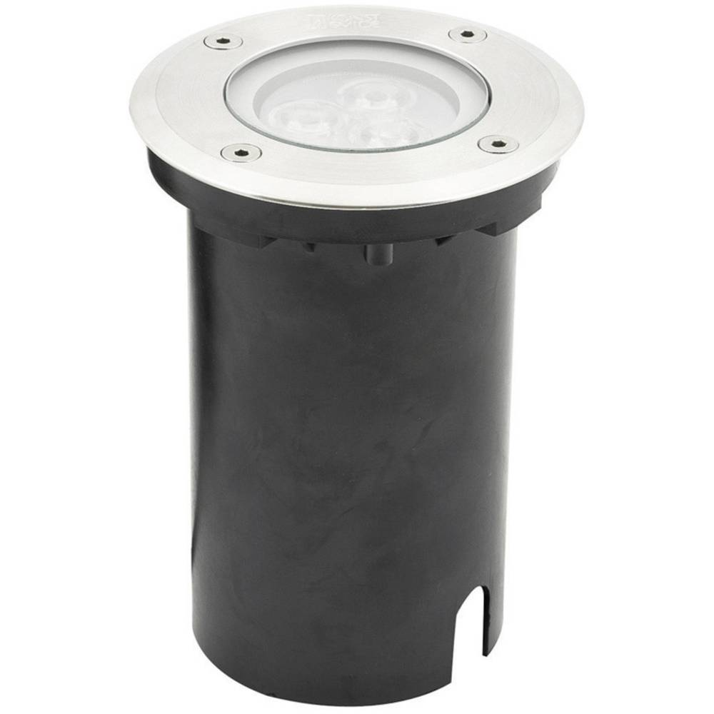Konstsmide 7658-000 LED zunanja vgradna svetilka 3 W EEK: LED (A++ - E) Topla bela Aluminij