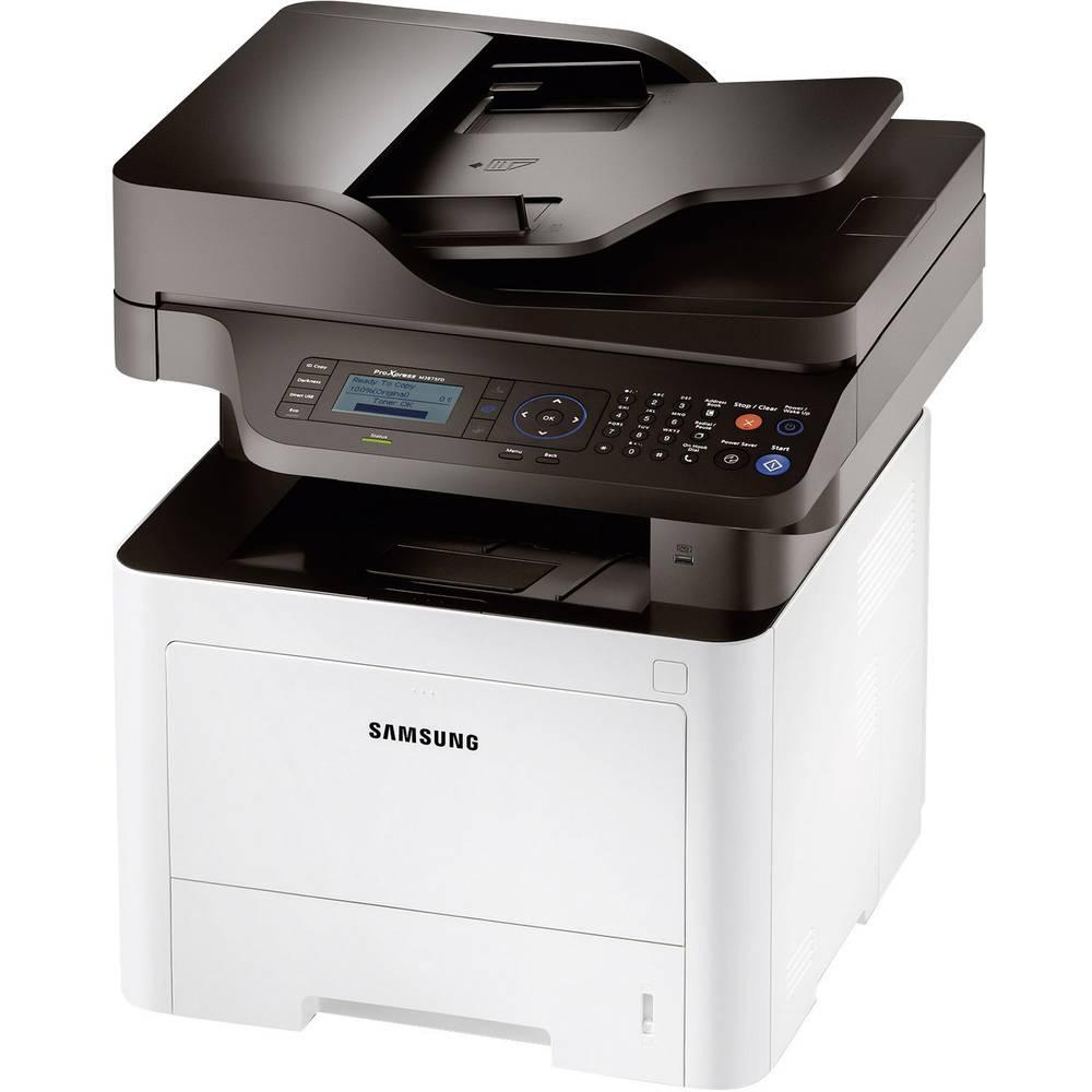 Samsung ProXpress M3875FD Laserski multifunkcionalni tiskalnik A4 Tiskalnik, Skener, Kopirni stroj, Faks LAN, Duplex, ADF