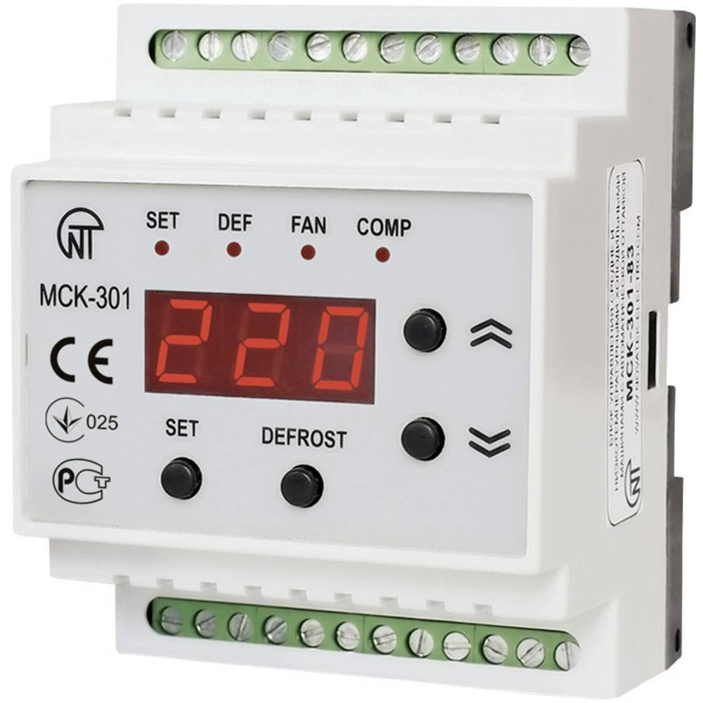 Novatek krmilnik 24/230 V vhodi 4 NTC / PTC senzorji, izhodi 3 releji