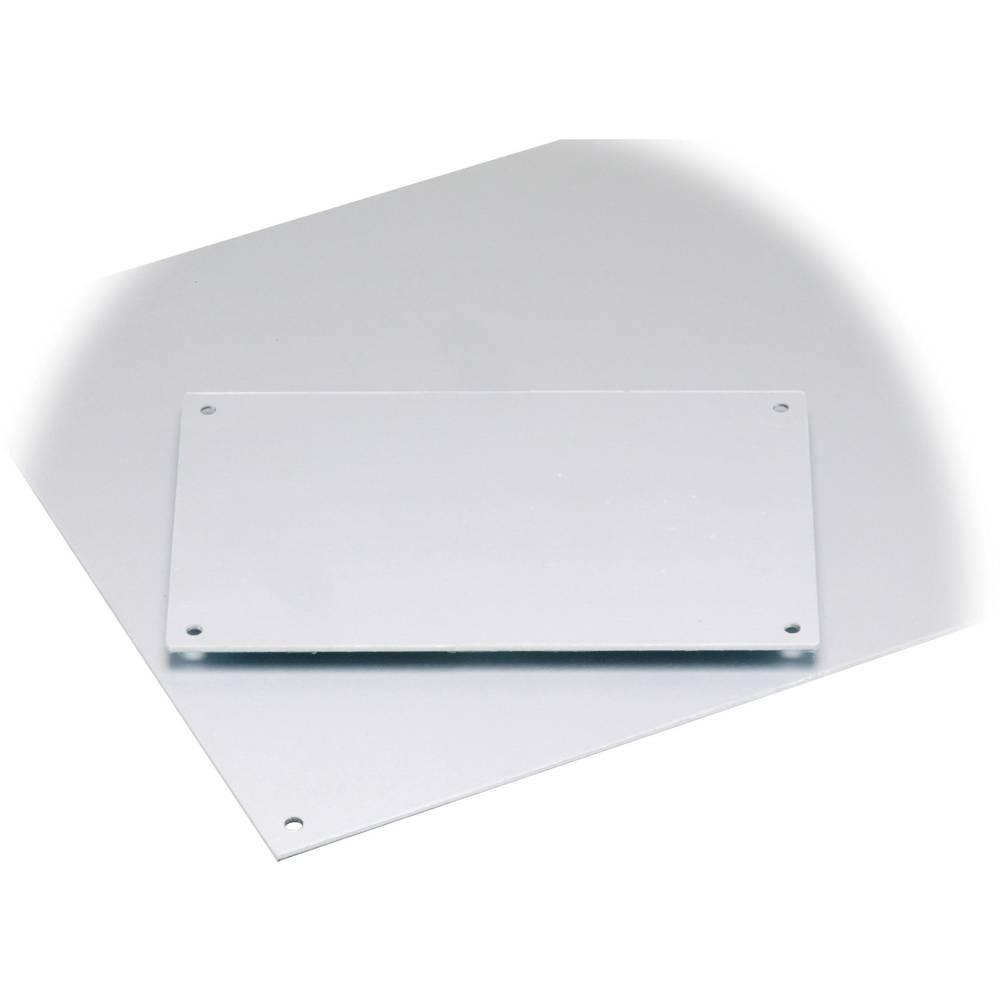 Frontplade Fibox CARDMASTER FP 30/25 (L x B) 288 mm x 188 mm Aluminium 1 stk