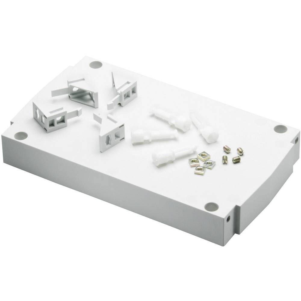 Frontramme Fibox CAB FP 7050-D 8277050 lukket Plast (L x B) 690 mm x 462 mm 1 stk