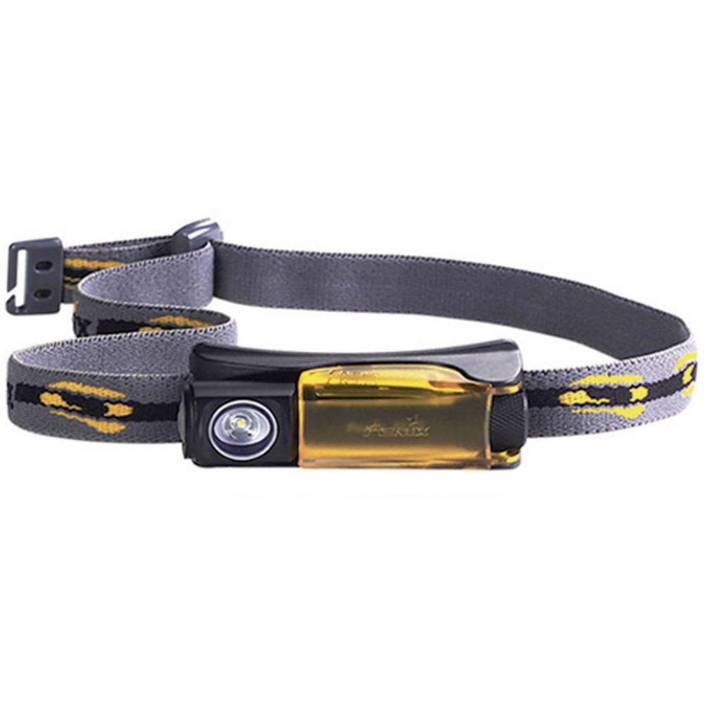 LED Stirnlampe Fenix HL10 , deluje na baterije 45 g črna, oranžna FENIXHL10