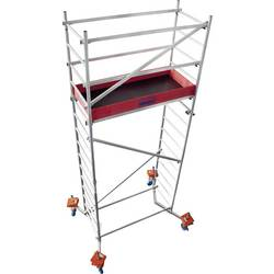 Krause ClimTec Ar delovni oder 2 metra, iz aluminija